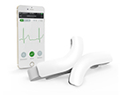 The worlds first wearable medical grade ECG free from patches and wires