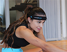EEG Brainwave Headband measures your brain activity